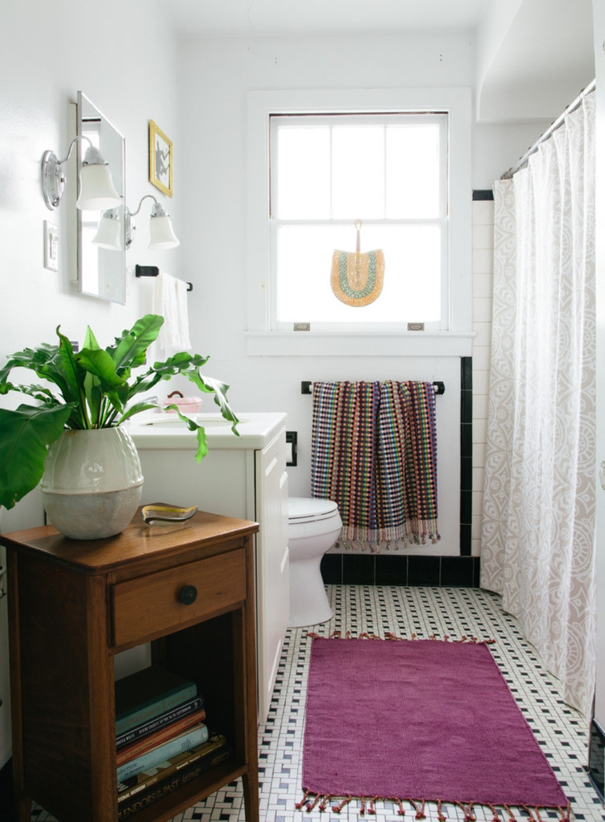 best eclectic bathroom accessories · Home Decor