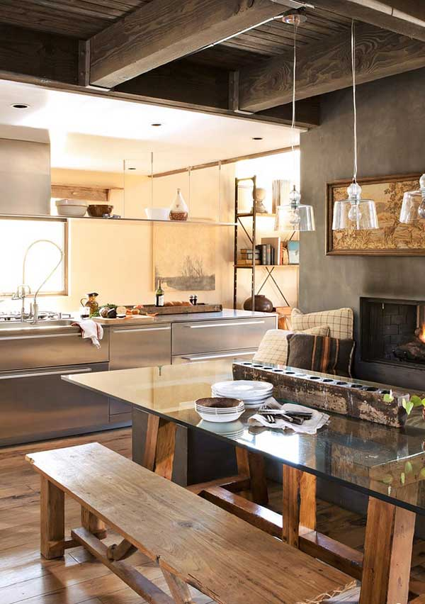 charming-eclectic-kitchen-design