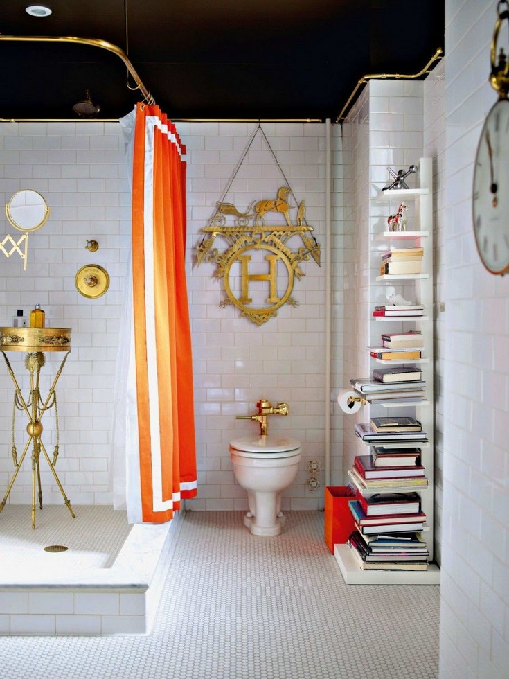 eclectic-bathroom-decor-ideas