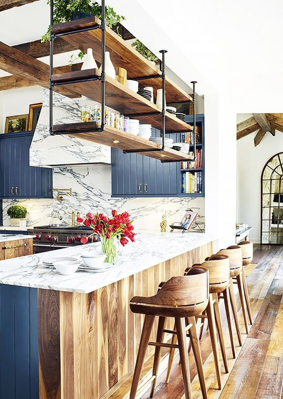 eclectic-kitchen-decor