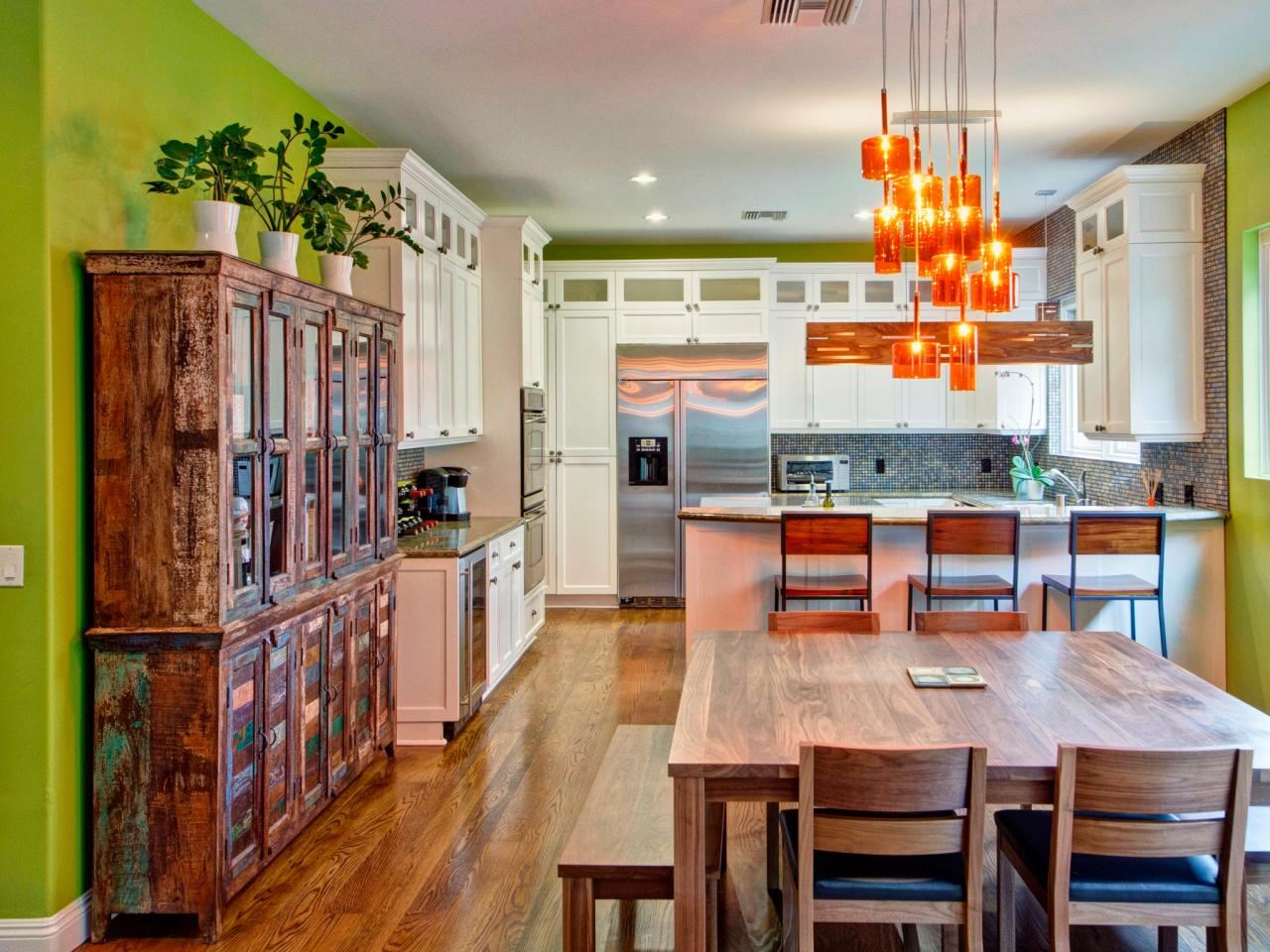 9 Amazing Eclectic Kitchen Design Ideas