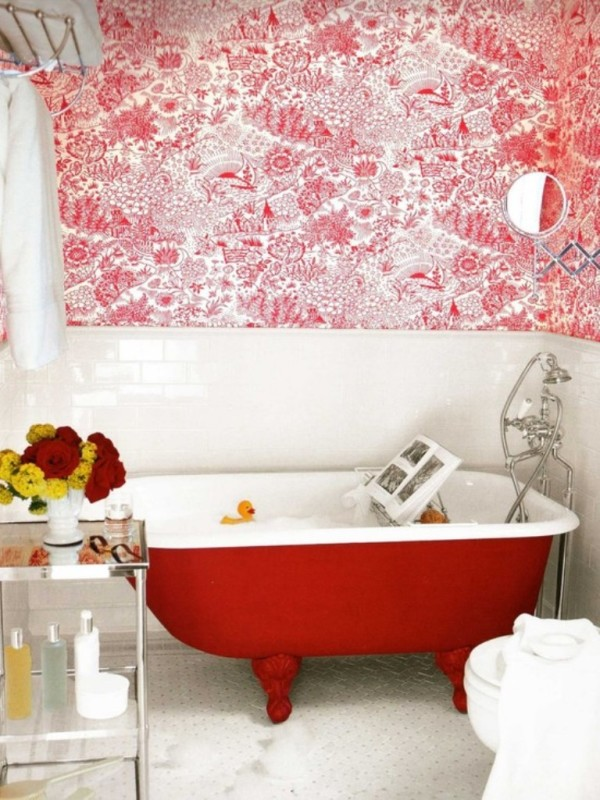 red-eclectic-bathroom-ideas