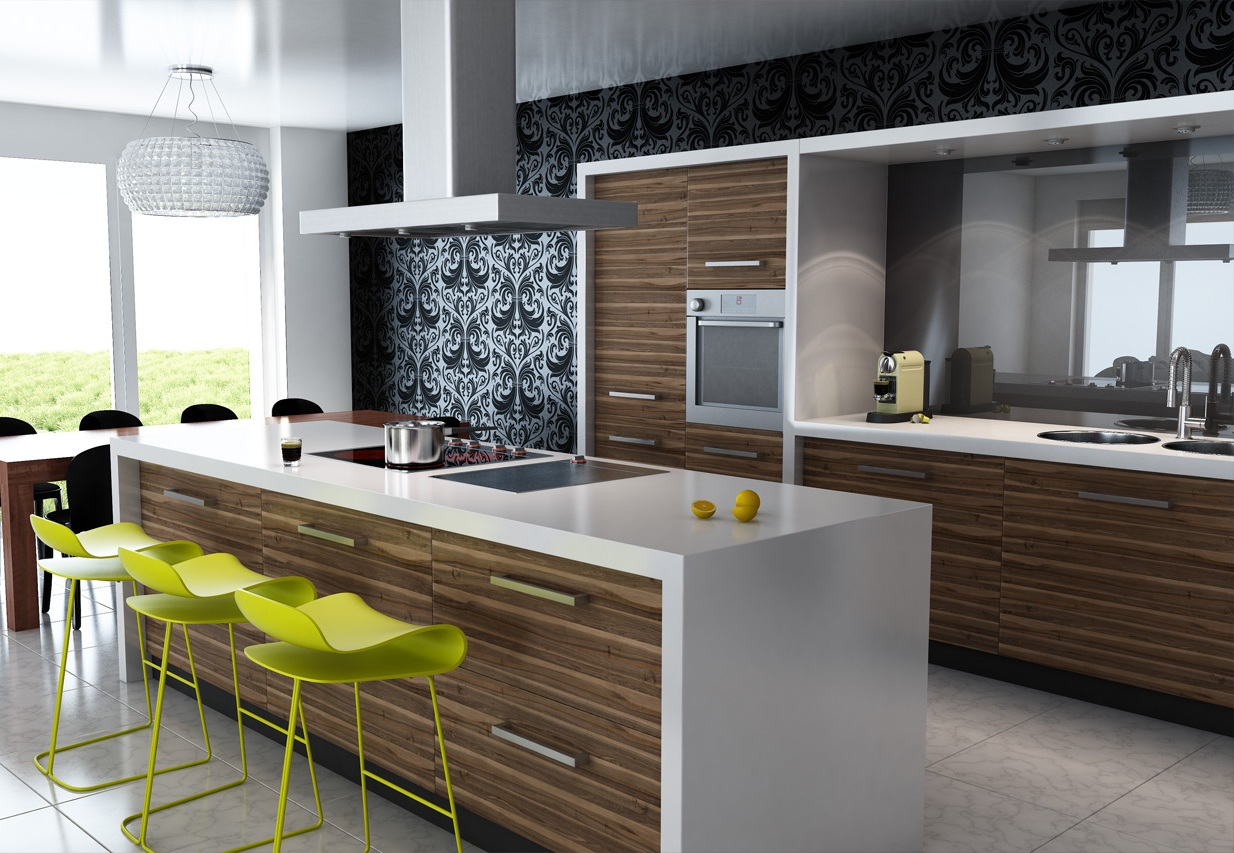 contemporary-elegant-kitchen-cabinet-ideas