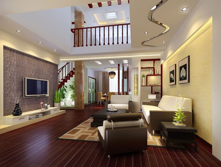 asian-living-room-with-charming-sofa