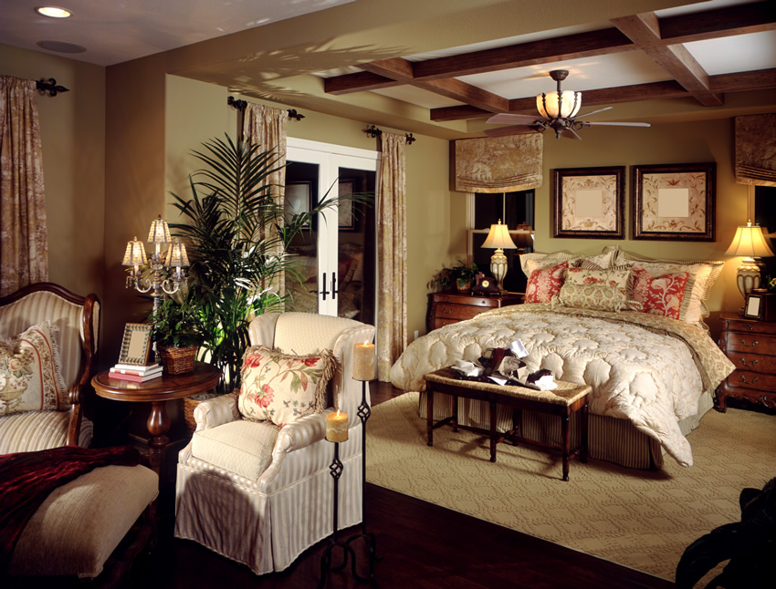 Attractive Women Bedroom