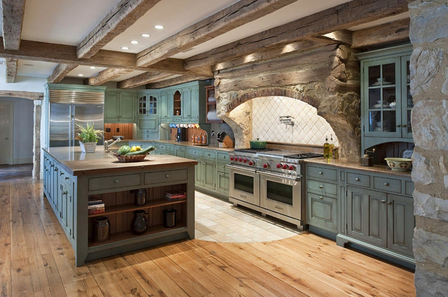 best-farmhouse-kitchen