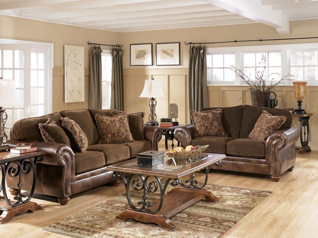 brown-living-rooms-and-brown-furniture