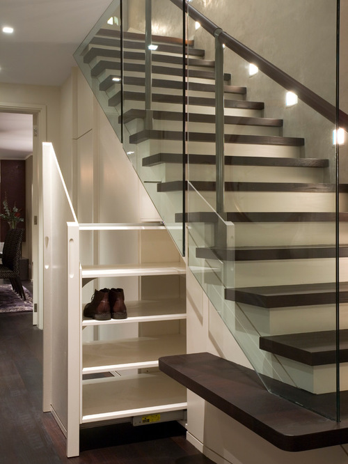 contemporary-wooden-straight-staircase