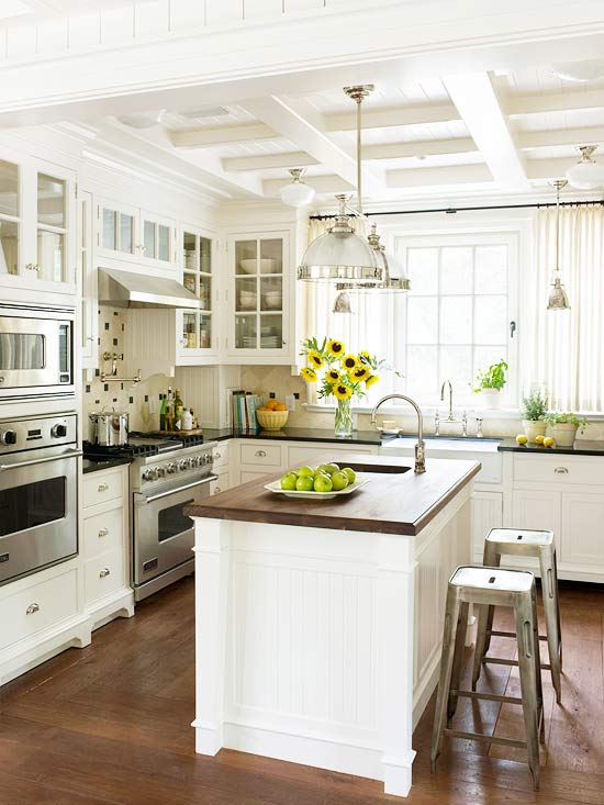 21 Awesome Traditional Kitchen Designs