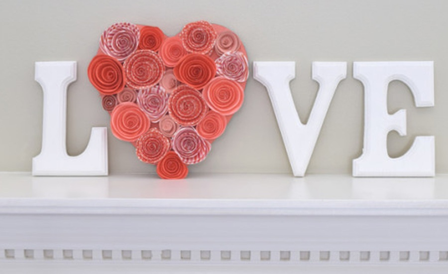 25 creative outdoor valentine decor ideas for Home decorations for valentine s day