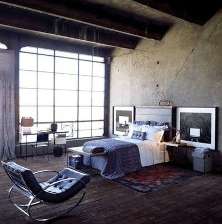 dark-industrial-bedroom