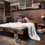 25 Amazing Industrial Bedroom Designs
