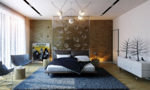 Headboard-feature-wall