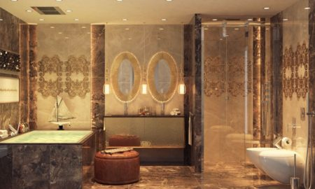 Luxurious Bathrooms with Stunning Design