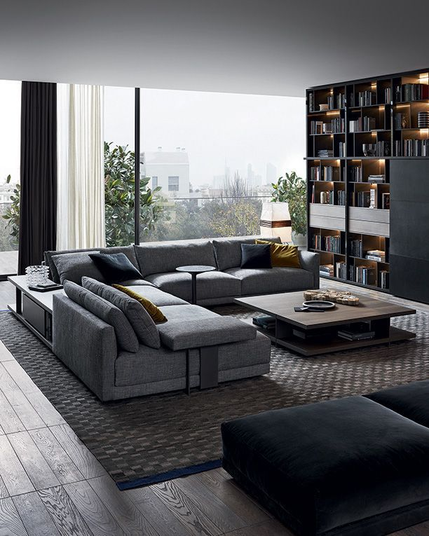 25 Awesome Modern Living Room Design Ideas