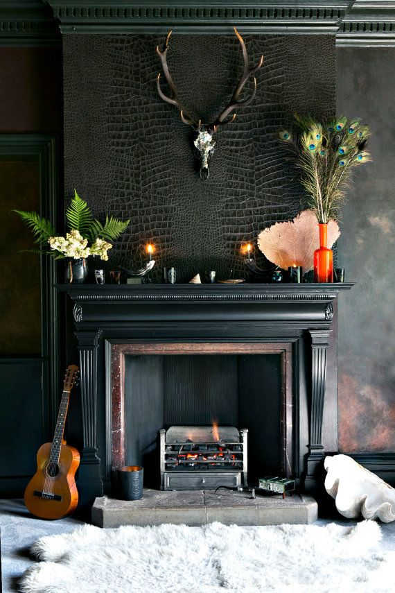 skull-art-mounted-stags-head-skull-antlers-with-mother-of-pearl-wall-mount-stags-head-wall-hanging-stags-head