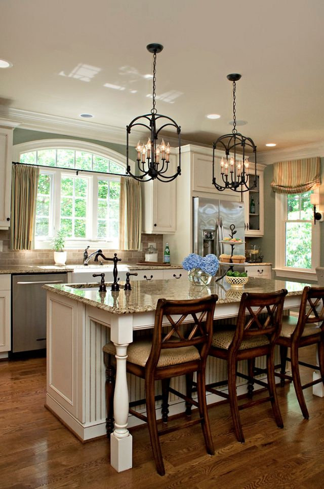 traditional-kitchens-decor