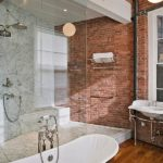 30 Stunning Industrial Bathroom Designs