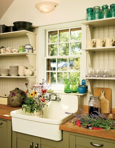 farmhouse-kitchens