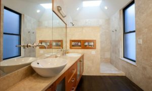 marble-modern-bathroom-with-walk-in-shower