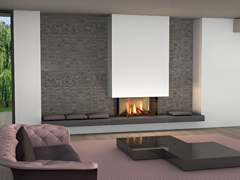 modern-fireplace-on-the-wall