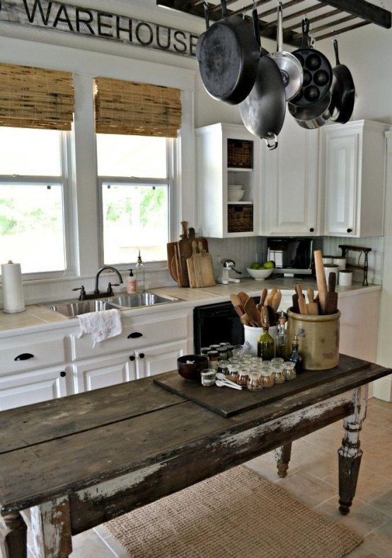 perfect-farmhouse-kitchen