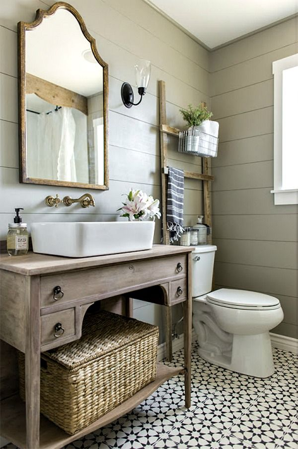 Stunning Eclectic Bathroom Design Ideas