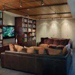20 Stunning Industrial Basement Design