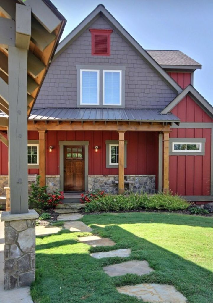 20 rustic exterior design ideas for Exterior blueprint