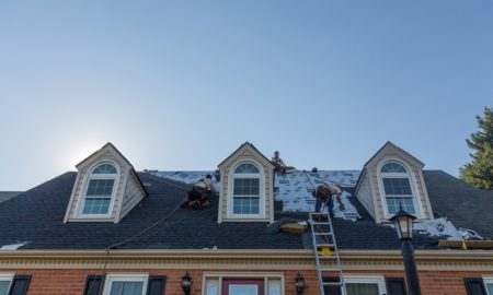 Roofers in Lynchburg VA
