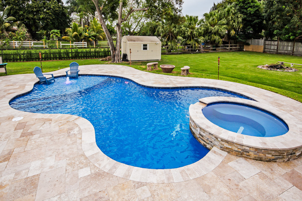 Contacting many swimming pool builders
