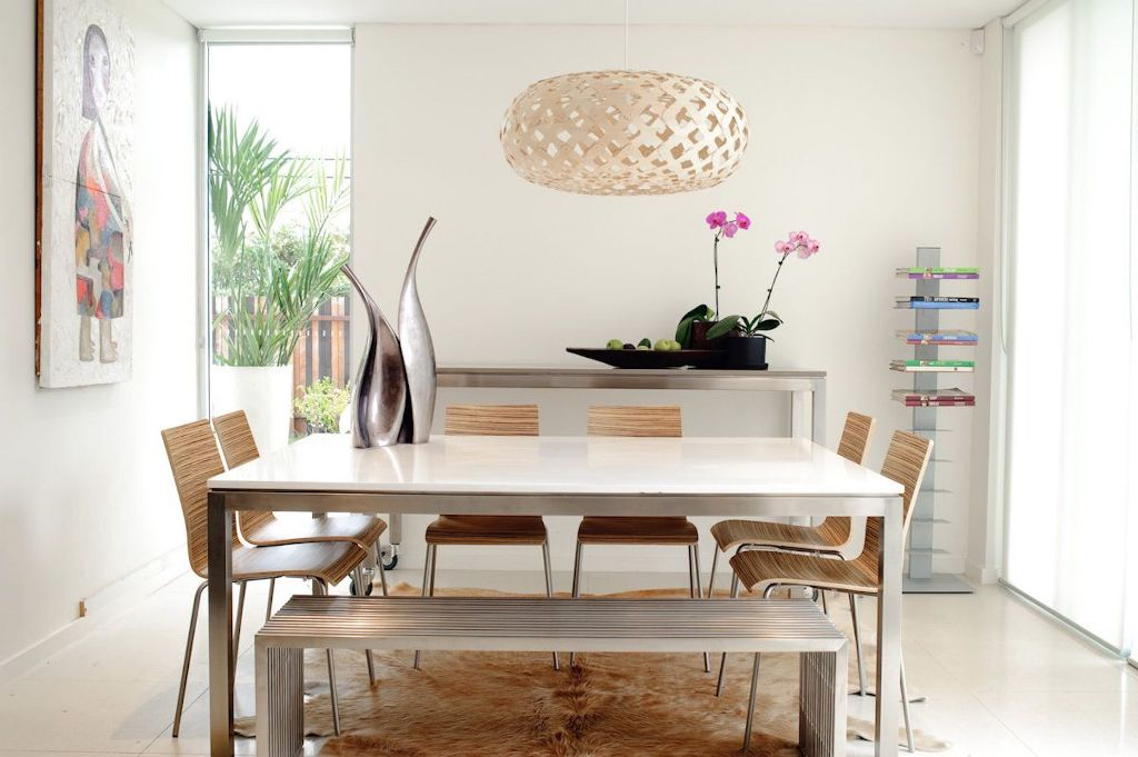 Dining Table in home