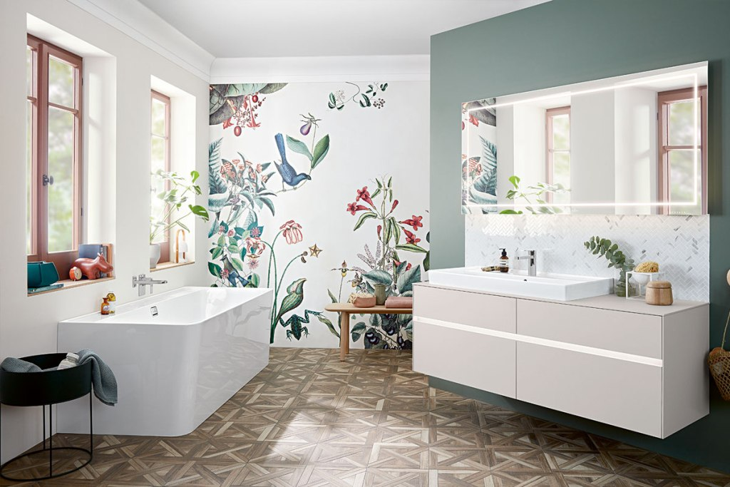 Latest Bathroom Fitting Trends