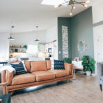 How to Pull of Multiple Paint Colours in One Room