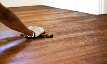 Your Hardwood Flooring
