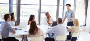 Decide the agenda of your business meeting