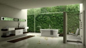 Overlooking Bathroom Locations In House Plans