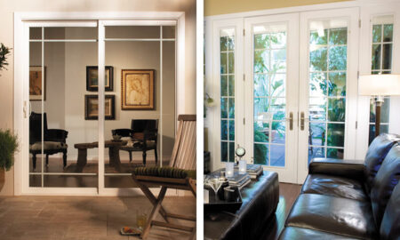Patio Doors vs French Doors