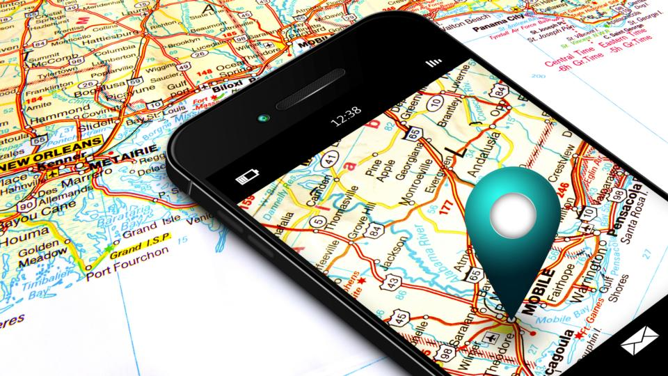 GPS or A Smartphone